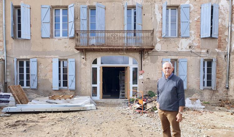 Une maison au prix d'une chambre d'Ephad – Article du Journal d'ici